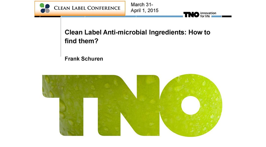 Finding Clean Label Antimicrobials Presentation