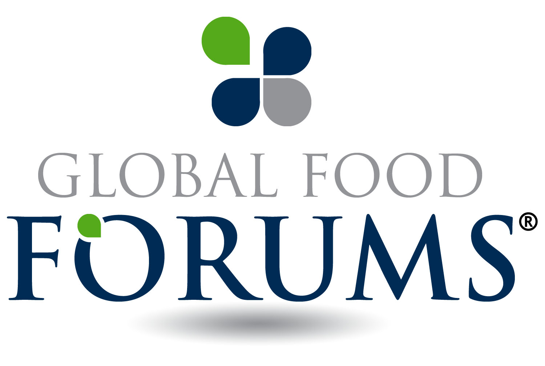 Global Food Forums corporate logo - large