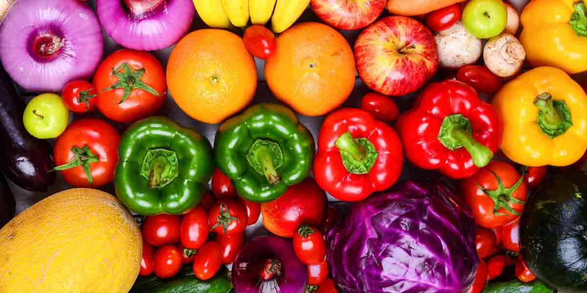 Fruits and vegetables provide a clean ingredient source for sweetening, coloring, texturizing. preserving, fortifying and flavoring.