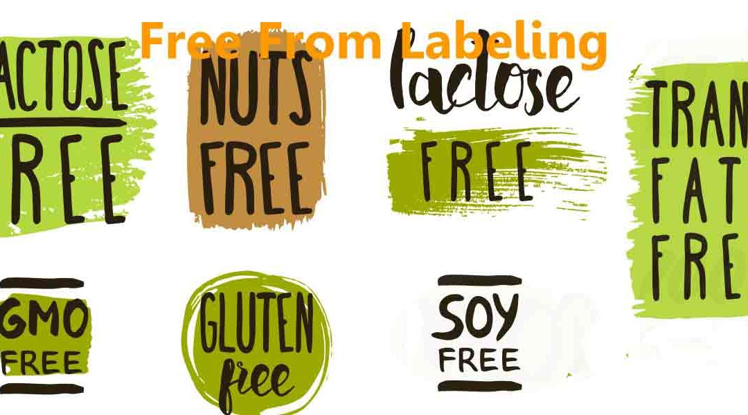 Trends in 'Free-from' Labeling in Retail