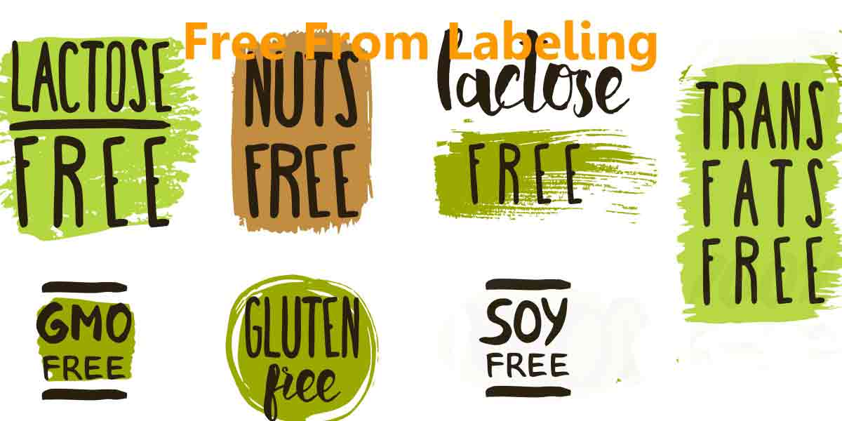 Consumers are paying more attention to free-from claims on food labels, as these claims mirror consumer attitudes toward certain ingredient properties evoking clean and simple ingredient statements.