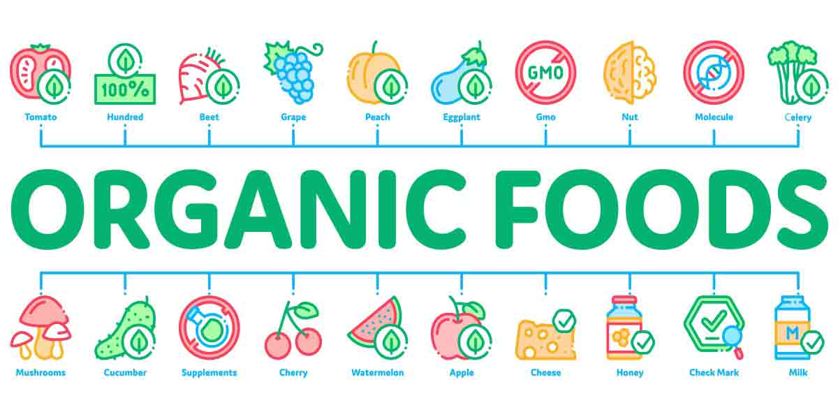 Per the Organic Trade Association, 36% of organic product sales were in fruits and vegetables during the 2014-2015 period, but emerging organic market sales growth for snacks, breads, meats and other packaged foods show compound growth rates.