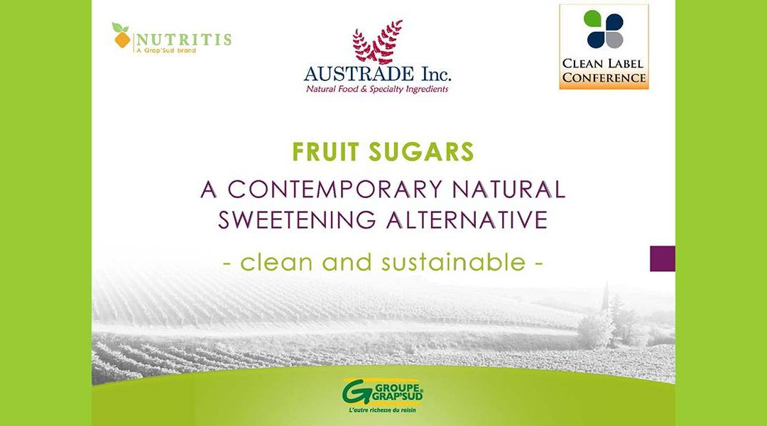 Austrade Nutritis Fruit Sugars