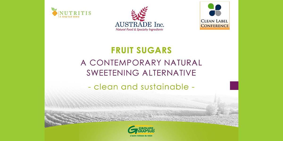 2019 TSS AUSTRADE NUTRITIS Fruit Sugars