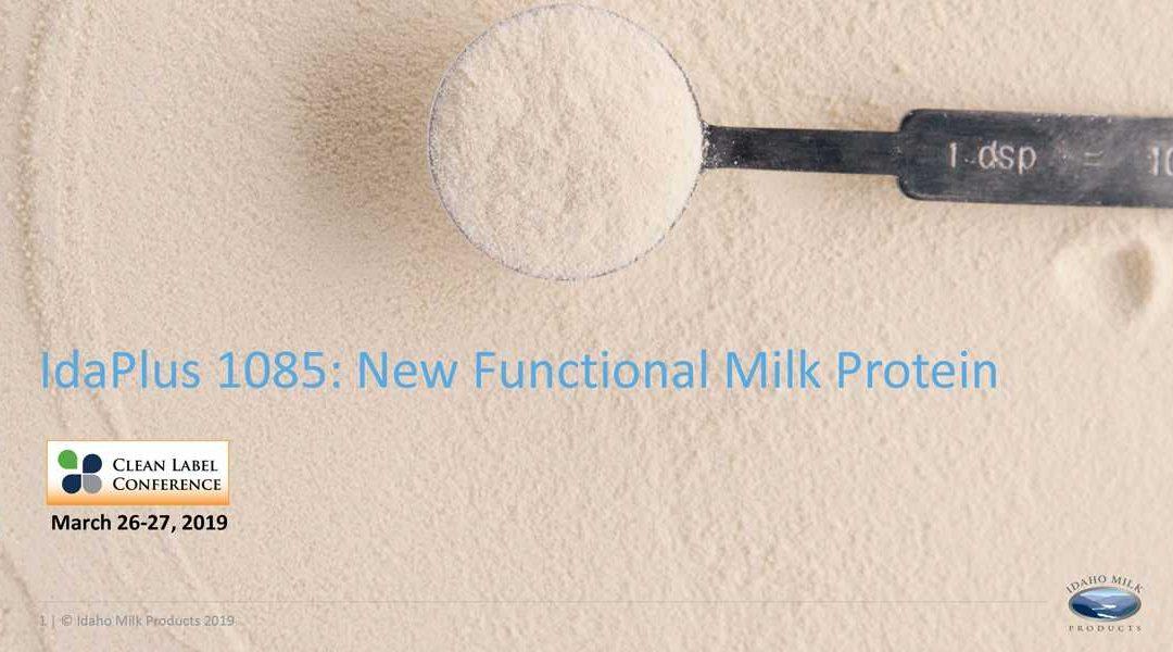Idaho Milk Products IdaPlus Milk Protein