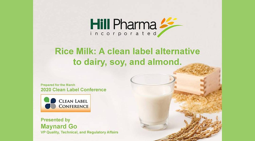 Hill Pharma Ortiva Rice Milk