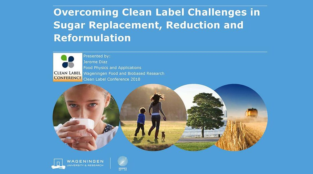 Clean Label Sugar Replacement Presentation