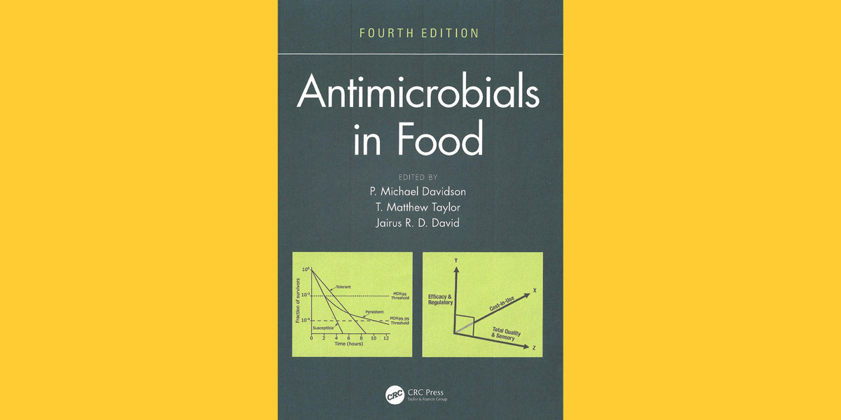 Antimicrobials in Food 4th Ed. 2020