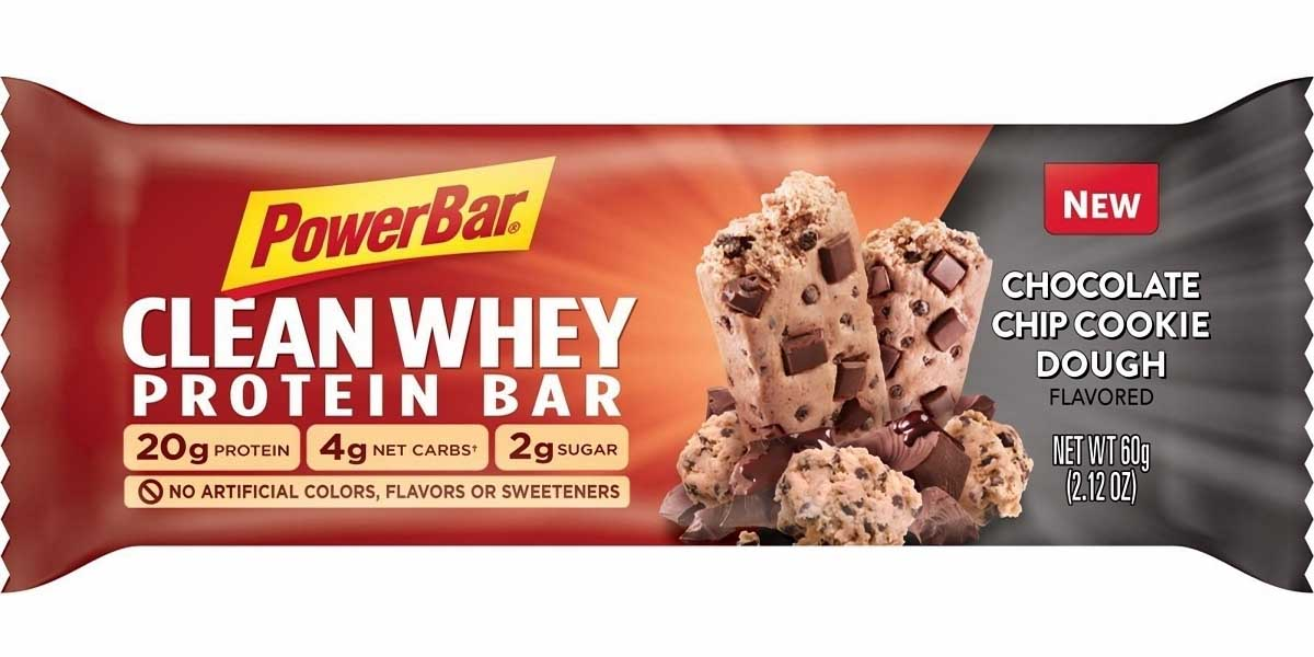 PAVING the Way with Powerful Language Power Bar's Clean Whey Protein Bar 2016 FEATURE
