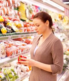 natural or organic foods