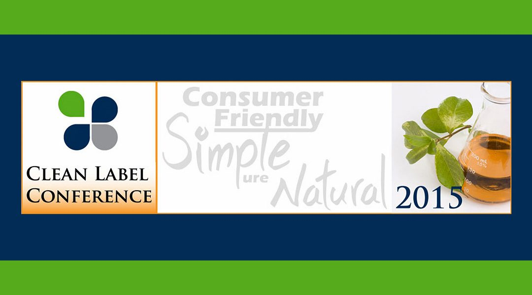 2015 Clean Label Conference