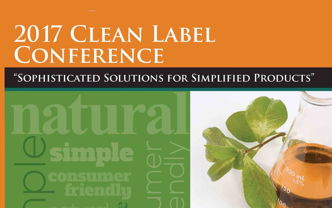 2017 Clean Label Post Conference Magazine