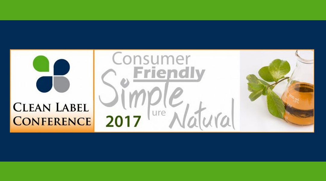 2017 Clean Label Conference