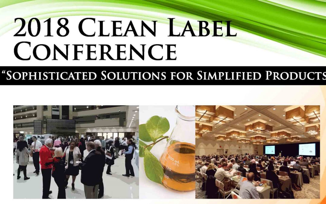 2018 Clean Label Post Conference Magazine