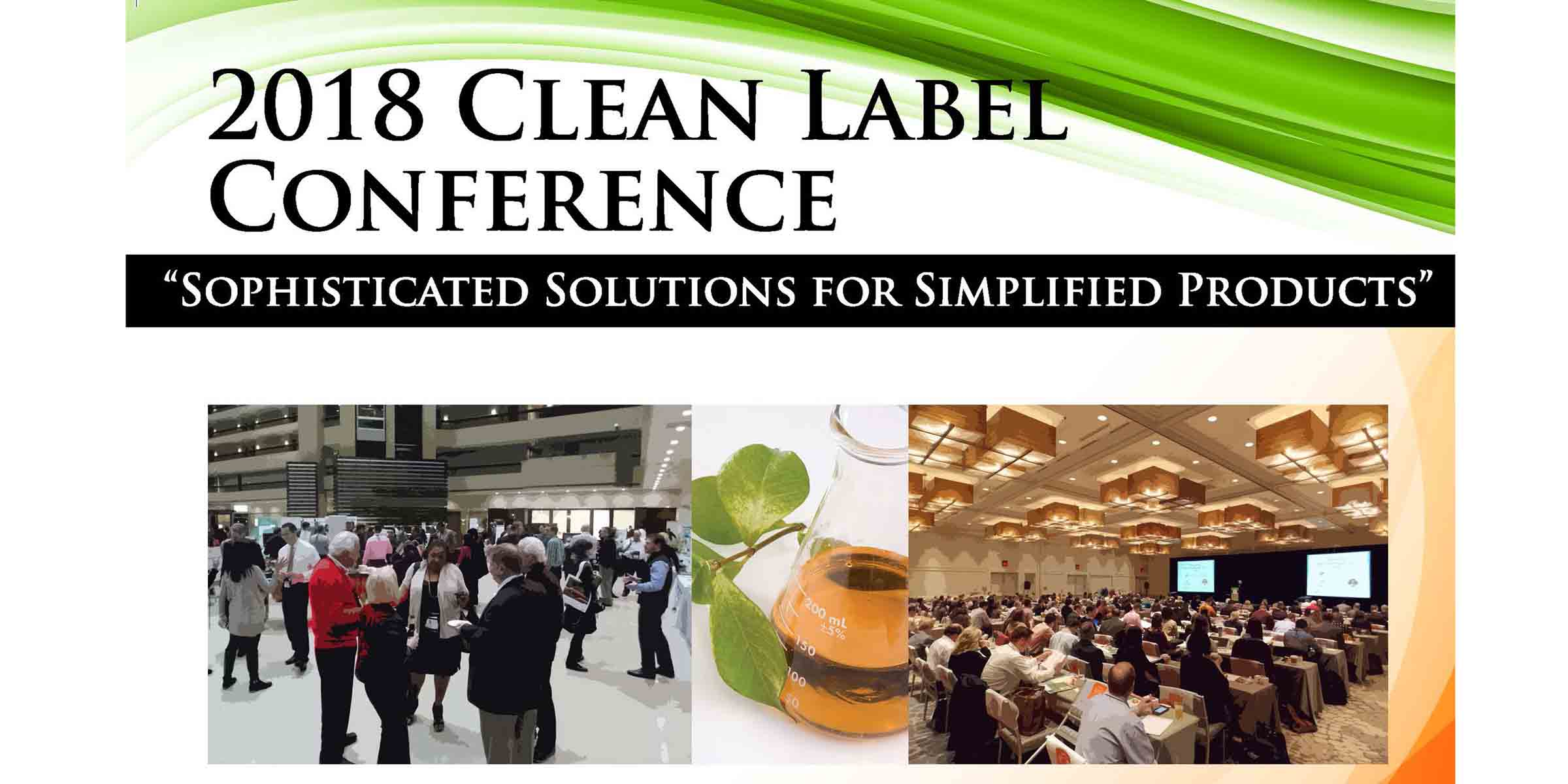 2018 CLEAN Label Post Conference Magazine FEATURE