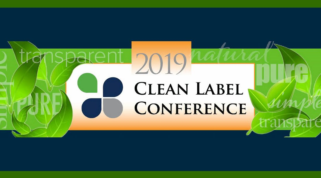 2019 Clean Label Conference