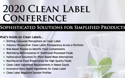 2020 Clean Label Post Conference Magazine