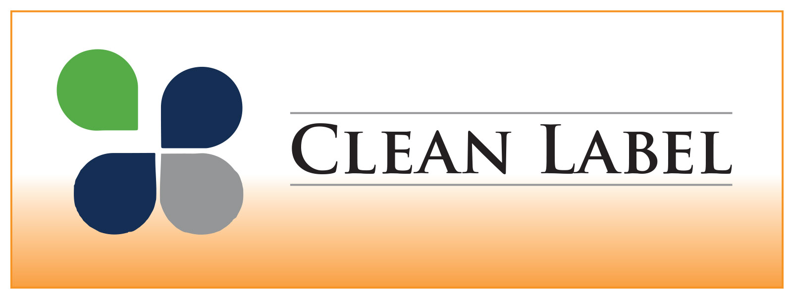 CLEAN Label Logo Generic