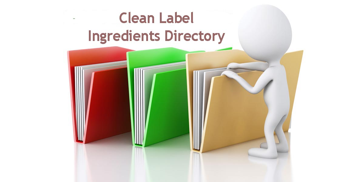 Clean Label Ingredients Directory - feature image