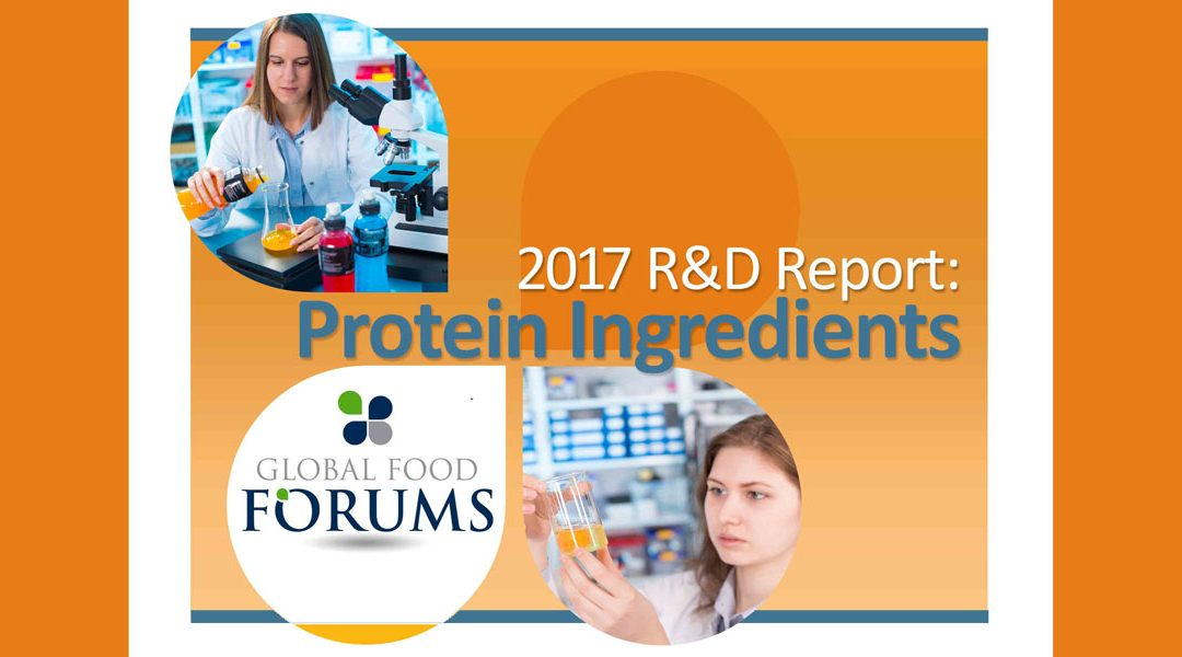R&D Report: Protein Ingredients