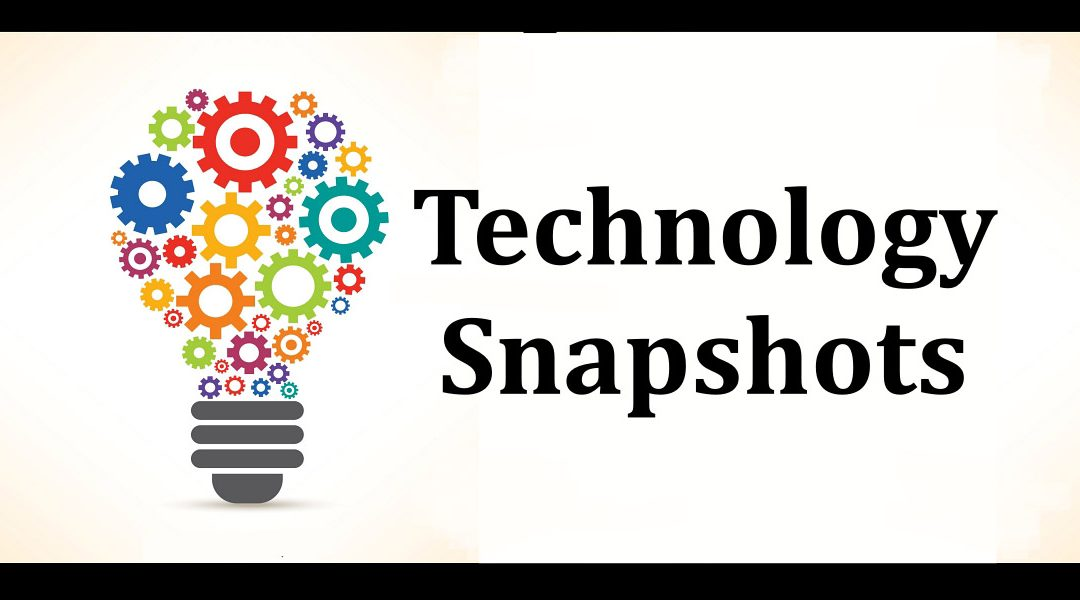 Technology Snapshots Overview