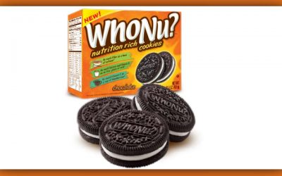 WhoNu Cookies Early Clean Label