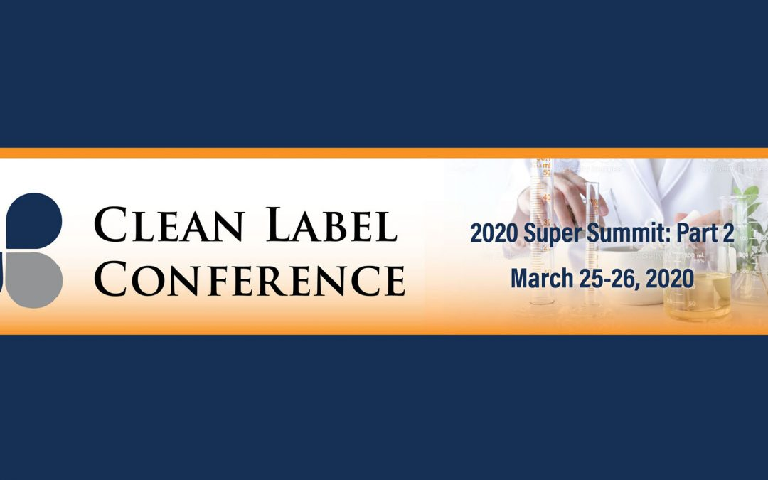 2020 Clean Label Conference