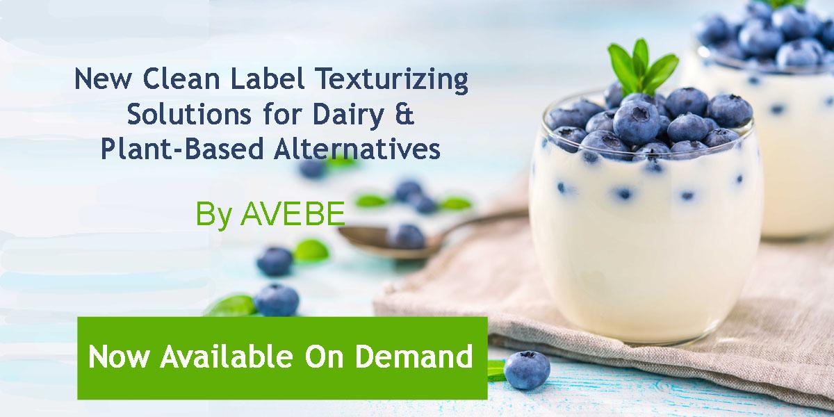 2020 Avebe Webinar Texturizing Solutions