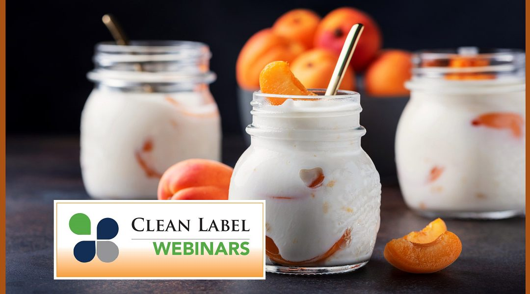 [Webinar] Clean Label Texturizing Solutions for Dairy & Plant-Based Alternatives