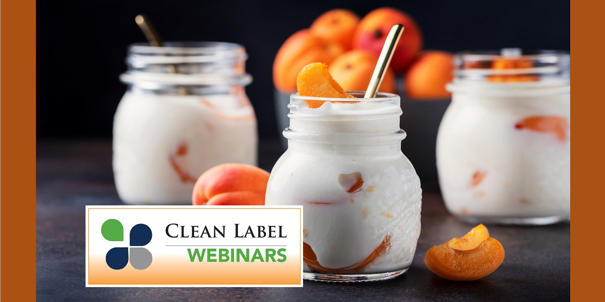 Clean Label Texturizing Solutions for Dairy & Plant-Based Solutions