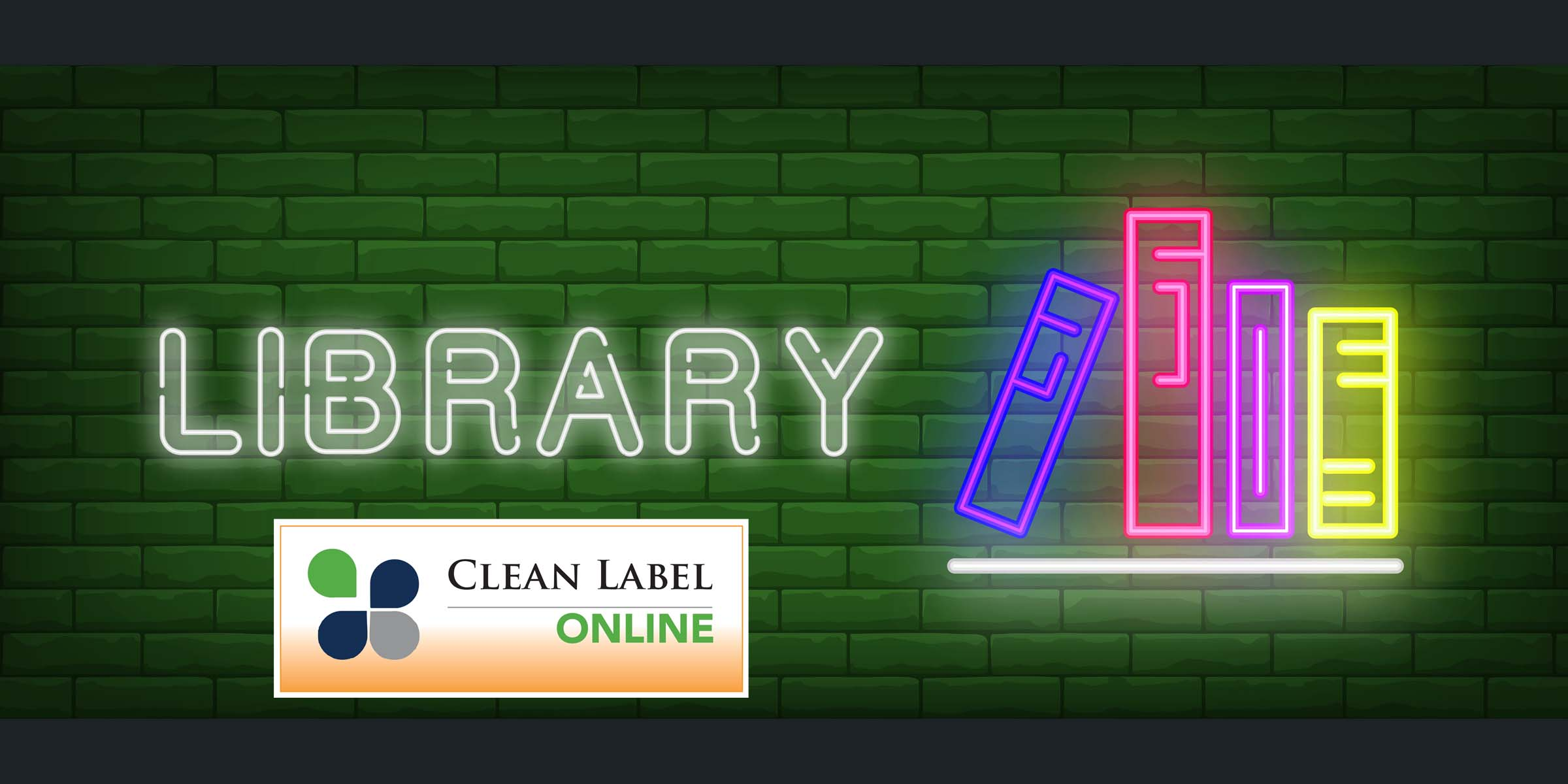 Clean Label Library FEATURE image